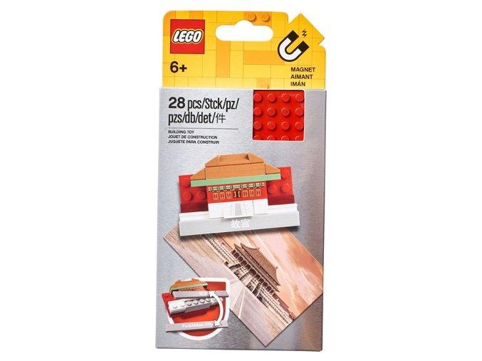 LEGO 854088 Sestavitelný magnet – Zakázané město