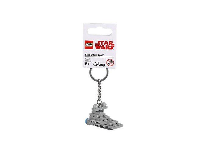 LEGO Star Wars 853767 Přívěsek na klíče Star Destroyer
