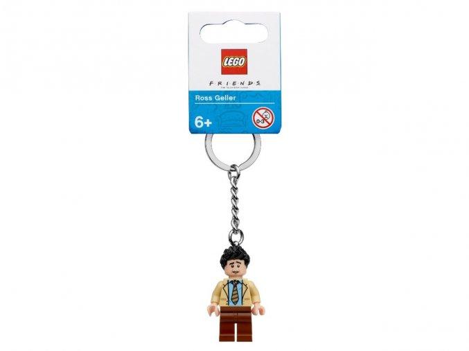 LEGO Ideas 854117 Přívěsek na klíče – Ross