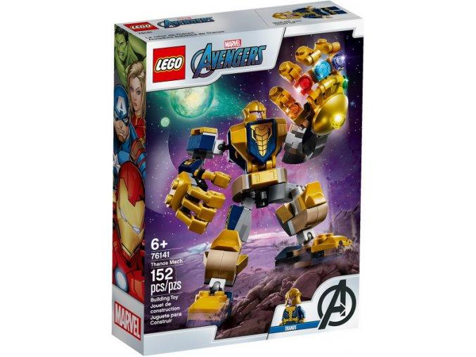 LEGO Marvel 76141 Thanosův robot
