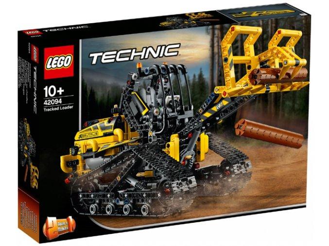 Lego TECHNIC 42094 Pásový nakladač