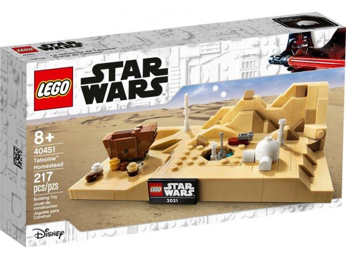 Lego Star Wars 40451 Tatooine ™ Homestead