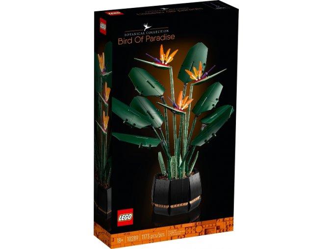 Lego Creator 10289 Strelície královská  + volná rodinná vstupenka do Muzea LEGA Tábor v hodnotě 370 Kč
