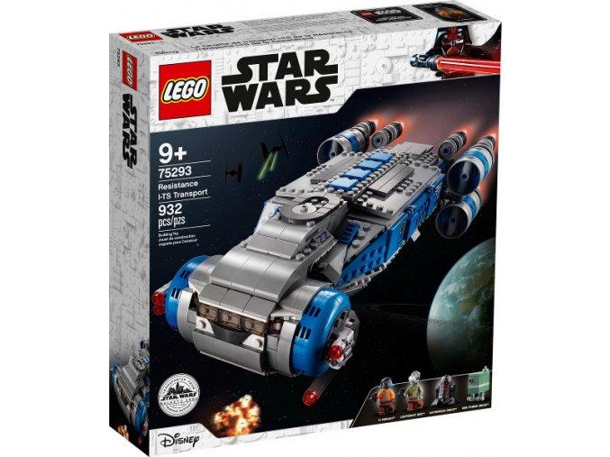 LEGO Star Wars 75293 Transportní loď Odboje I-TS