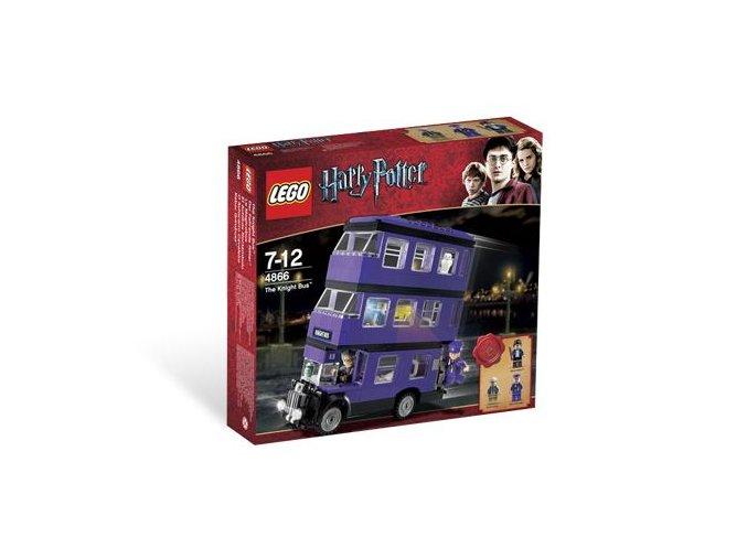 LEGO Harry Potter 4866 Rytířský autobus