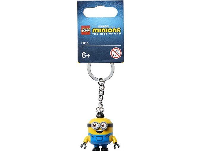 LEGO 854043 Přívěsek na klíče – Otto
