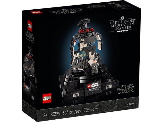 LEGO STAR WARS 75296 Darth Vader™ a jeho meditační komora