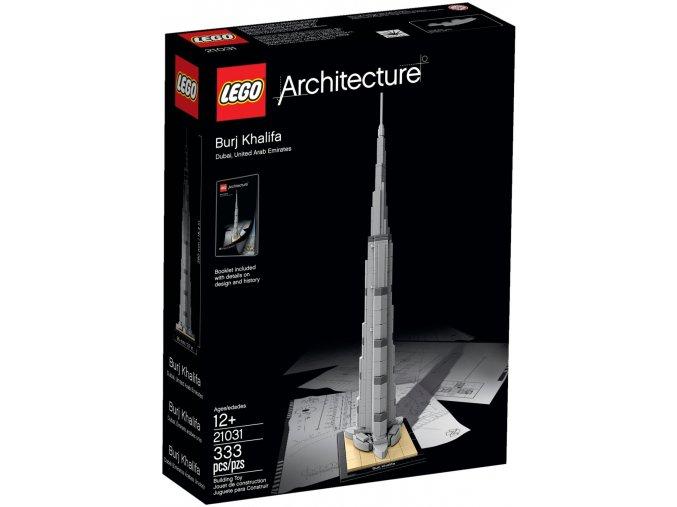 Lego Architecture 21031 Burdž Chalifa