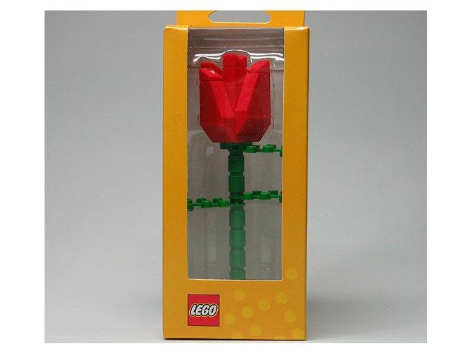 LEGO 852786 Red Rose (Glued)