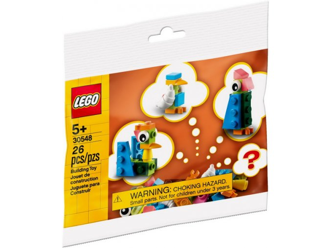 LEGO 30548 Build Your Own Birds - Make it Yours polybag