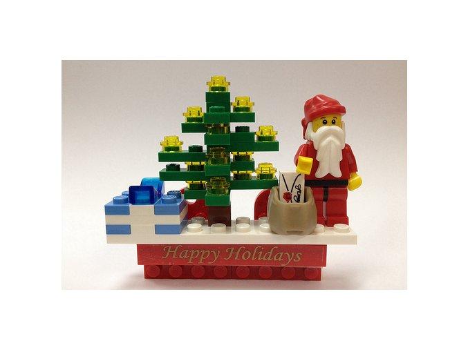 LEGO 853353 Magnet Set, Santa Magnet Set