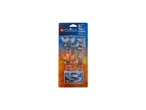 Lego CHIMA 850913 Minifigurky oheň a led
