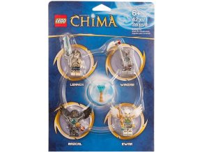 Lego CHIMA 850779 Set minifigurek
