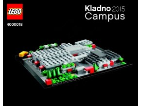 LEGO 4000018 Production Kladno Campus 2015