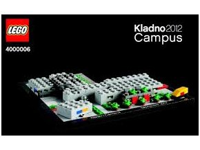 LEGO 4000006 Production Kladno Campus 2012