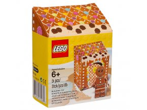 LEGO Seasonal 5005156 Perníkový chlapík
