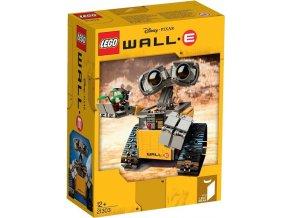 Lego IDEAS 21303 WALL•E  + volná rodinná vstupenka do Muzea LEGA Tábor v hodnotě 370 Kč
