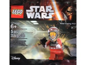 LEGO STAR WARS 5004408 Rebel A-wing Pilot