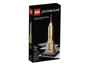 LEGO Architecture 21002 Empire State Building