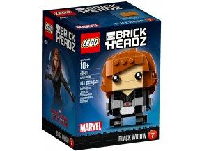 LEGO BrickHeadz 41591 Black Widow