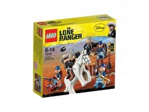 LEGO The Lone Ranger 79106 Kavalérie