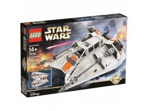 LEGO Star Wars 75144 Snowspeeder™  + volná rodinná vstupenka do Muzea LEGA Tábor v hodnotě 370 Kč