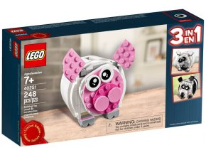 LEGO Limited Edition 40251-Mini Piggy Bank