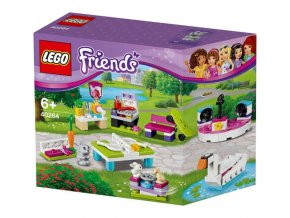 Lego Friends 40264 Postav si své městečko Heartlake - sada s doplňky