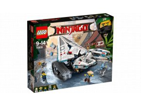 LEGO Ninjago MOVIE 70616 Ledový tank