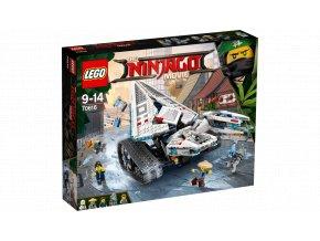 LEGO Ninjago MOVIE 70616 Ledový tank