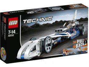 LEGO Technic 42033 Lamač rekordů