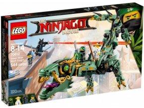 LEGO Ninjago MOVIE 70612 Robotický drak Zeleného nindži