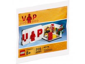 LEGO 40178 EXKLUZIVNÍ VIP SADA