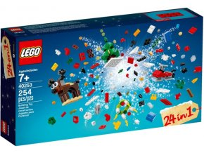 LEGO 40253 Vánoční stavění