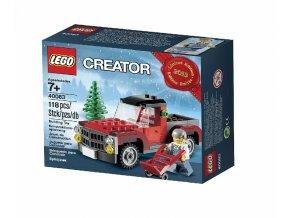 LEGO 40083 Christmas Tree Truck