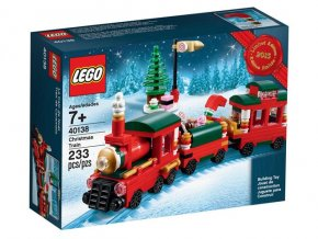 LEGO 40138 Christmas Train