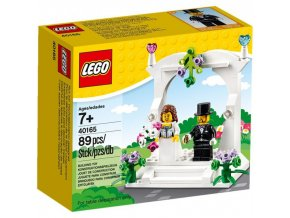 LEGO 40165 Wedding Favor Set