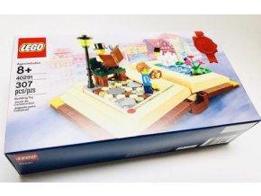 LEGO 40291 - Creative Personalities - Hans Christian Andersen