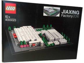 LEGO 4000023 Jiaxing Factory 2016
