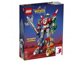 LEGO Ideas 21311 Voltron  + volná rodinná vstupenka do Muzea LEGA Tábor v hodnotě 370 Kč
