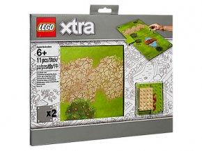 LEGO 853842 Herní podložka - park