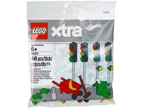 LEGO XTRA 40311 Doplňkové dílky – Semafory