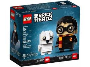 LEGO BrickHeadz 41615 Harry Potter™ a Hedvika™