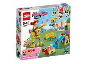 LEGO Powerpuff Girls™ 41287 Bublinčin souboj na hřišti