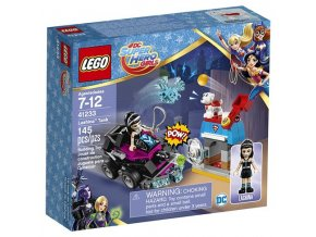 LEGO DC Super Hero Girls 41233 Lashina™ a tank
