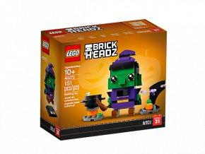 LEGO BrickHeadz 40272 Halloweenská čarodějnice