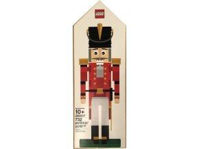 LEGO 4002017 The Nutcracker (Louskáček)  + volná rodinná vstupenka do Muzea LEGA Tábor v hodnotě 370 Kč