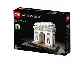 Lego Architecture 21036 Vítězný oblouk