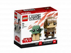 LEGO BrickHeadz 41627 Luke Skywalker™ a Yoda™