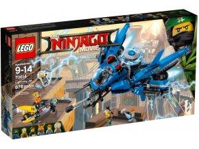LEGO Ninjago MOVIE 70614 Blesková stíhačka